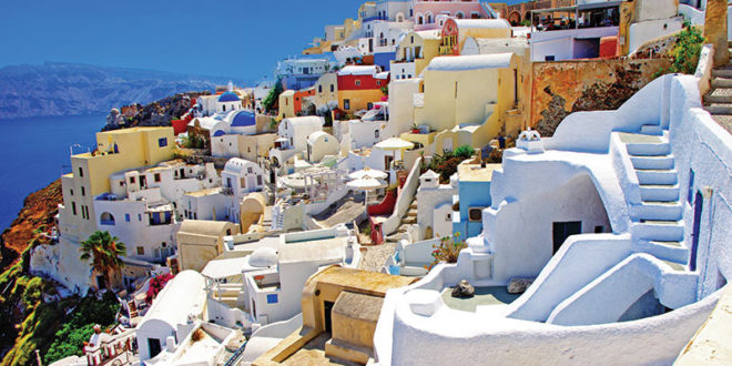 Few words about vacations in Greece