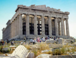 Top 10 ancient Greek sites