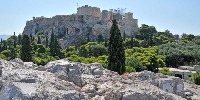 Biblical Places in Greece