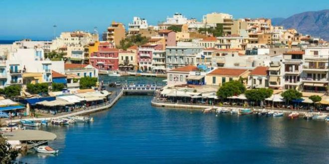 Experience the island life in Greece