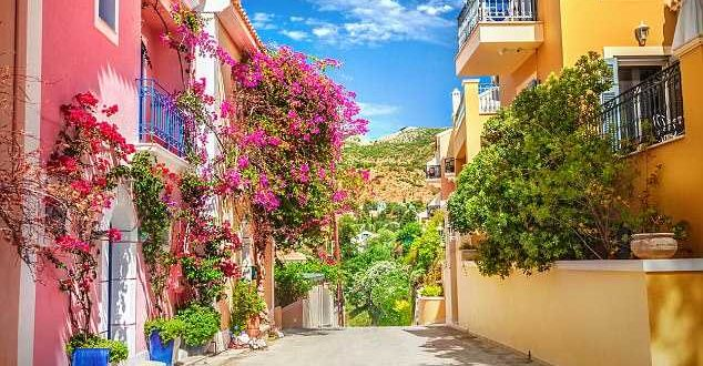 Come to Kefalonia and find the island that time forgot