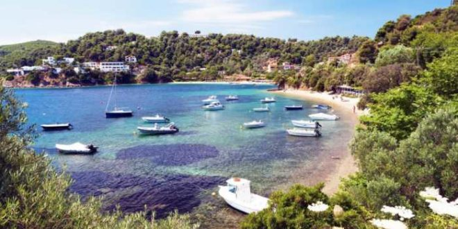 Why Skiathos is a great holiday destination for adventurers